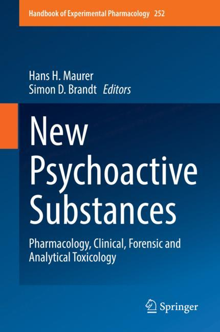 Cover of 'New Psychoactive Substances'