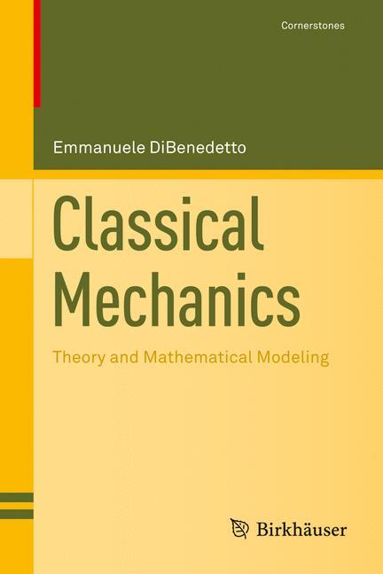 Cover of 'Classical Mechanics'