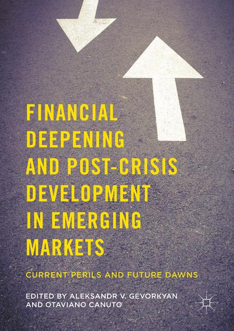 Cover of 'Financial Deepening and Post-Crisis Development in Emerging Markets'