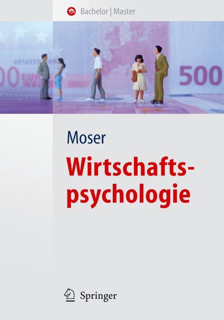 Cover of 'Wirtschaftspsychologie'