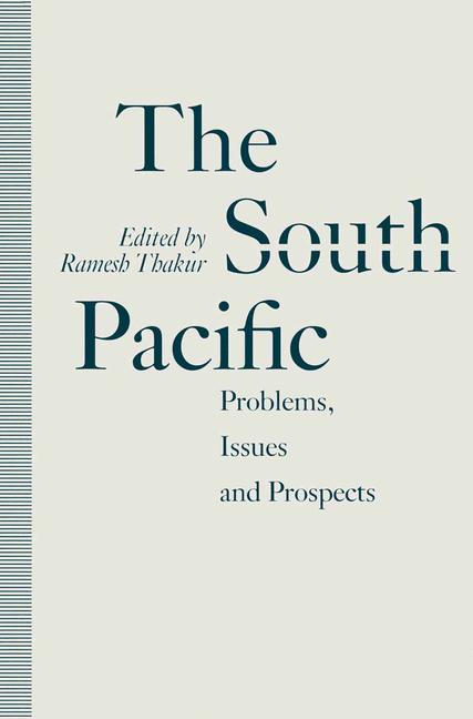 Cover of 'The South Pacific'