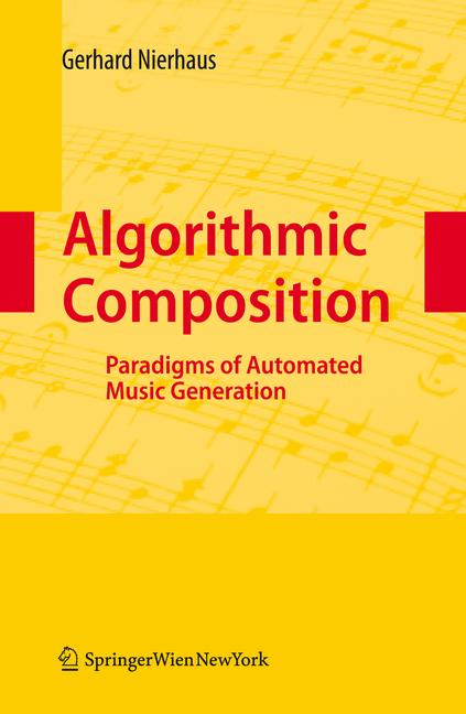 Cover of 'Algorithmic Composition'