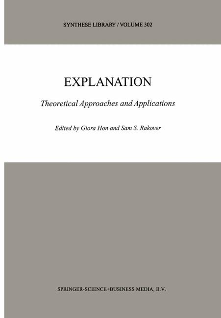 Cover of 'Explanation'