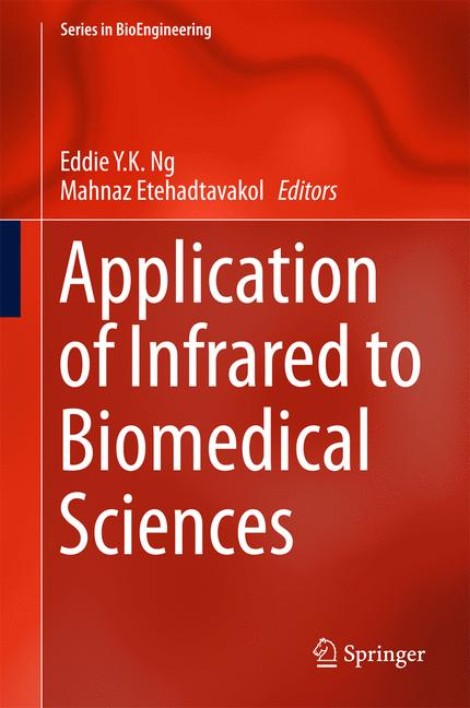 Cover of 'Application of Infrared to Biomedical Sciences'