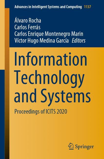 Cover of 'Information Technology and Systems'
