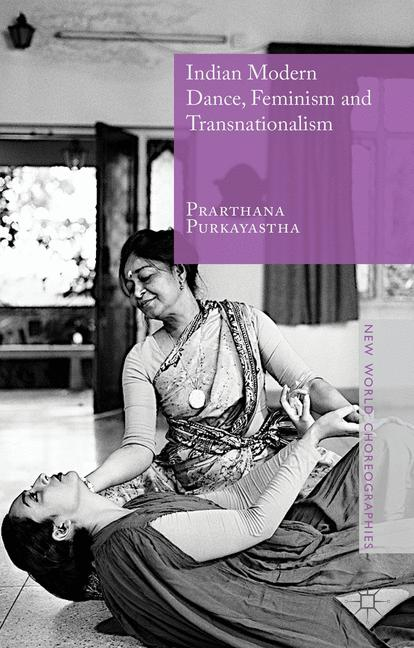 Cover of 'Indian Modern Dance, Feminism and Transnationalism'