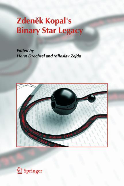 Cover of 'Zdeněk Kopal's Binary Star Legacy'
