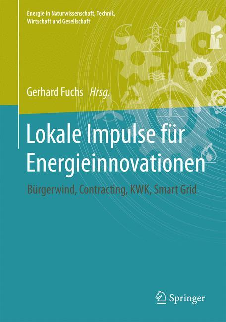 Cover of 'Lokale Impulse für Energieinnovationen'