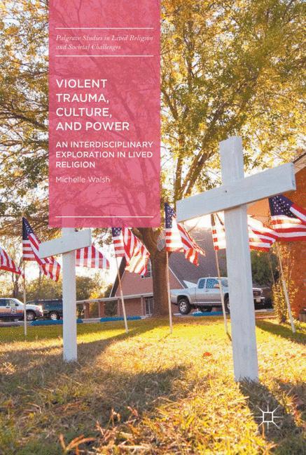 Cover of 'Violent Trauma, Culture, and Power'