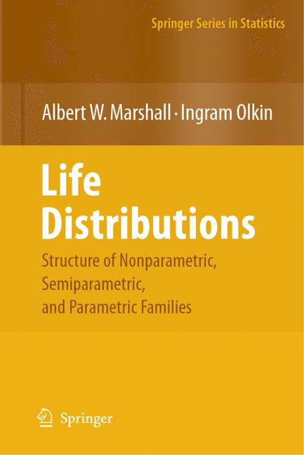 Cover of 'Life Distributions'