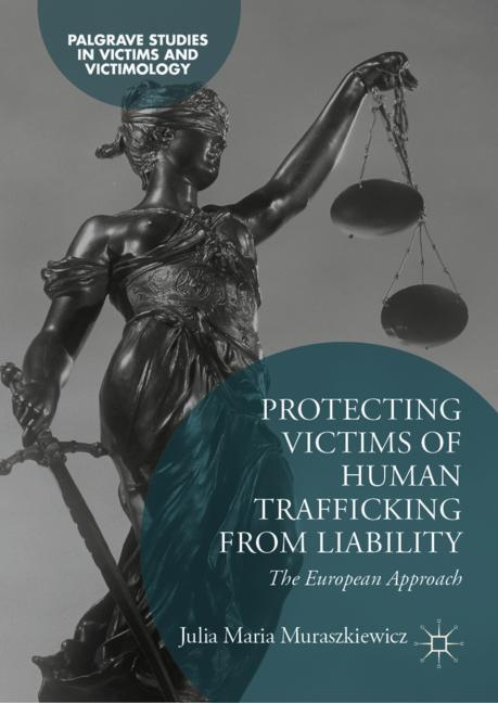 Cover of 'Protecting Victims of Human Trafficking From Liability'