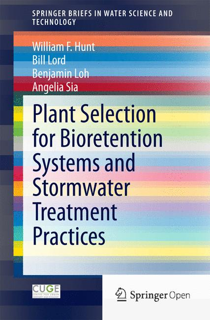Cover of 'Plant Selection for Bioretention Systems and Stormwater Treatment Practices'