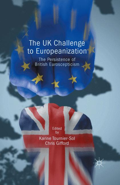 Cover of 'The UK Challenge to Europeanization'