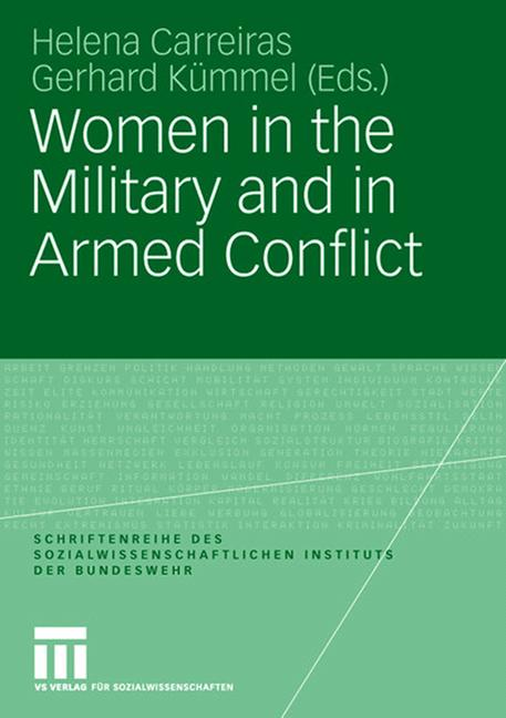 Cover of 'Women in the Military and in Armed Conflict'