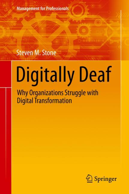 Cover of 'Digitally Deaf'