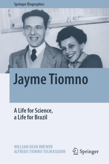 Cover of 'Jayme Tiomno'