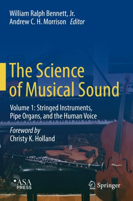 Cover of 'The Science of Musical Sound'