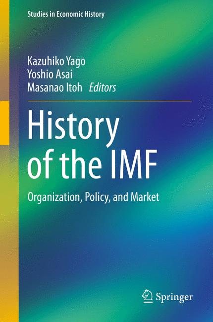 Cover of 'History of the IMF'
