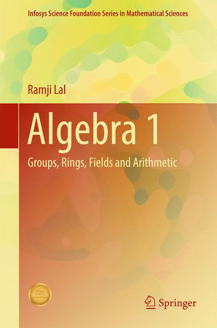 Cover of 'Algebra 1'