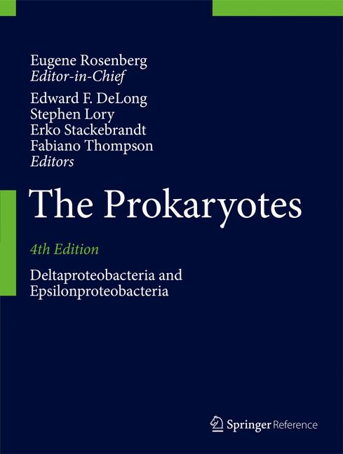 Cover of 'The Prokaryotes'