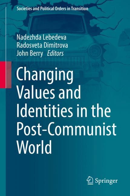 Cover of 'Changing Values and Identities in the Post-Communist World'