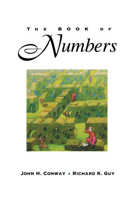 Cover of 'The Book of Numbers'