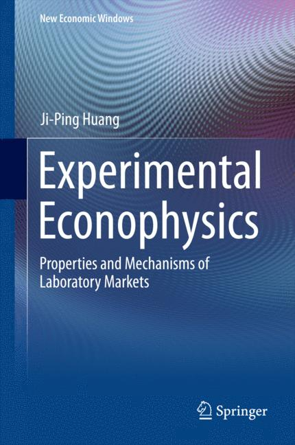 Cover of 'Experimental Econophysics'
