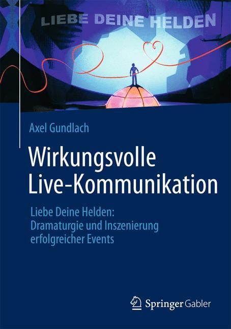 Cover of 'Wirkungsvolle Live-Kommunikation'