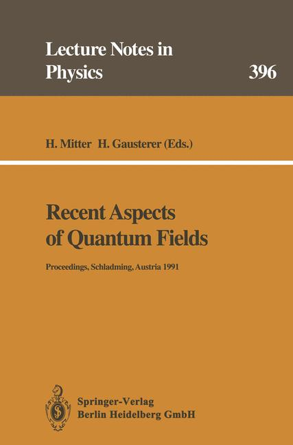 Cover of 'Quantum Aspects of Optical Communications'