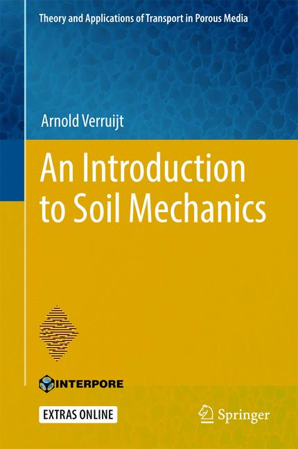 Cover of 'An Introduction to Soil Mechanics'