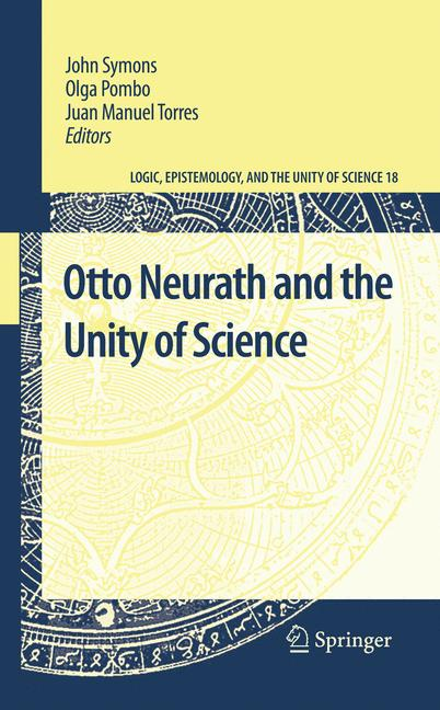 Cover of 'Otto Neurath and the Unity of Science'