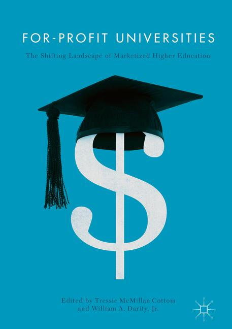 Cover of 'For-Profit Universities'