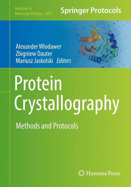 Cover of 'Protein Crystallography'