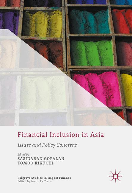 Cover of 'Financial Inclusion in Asia'