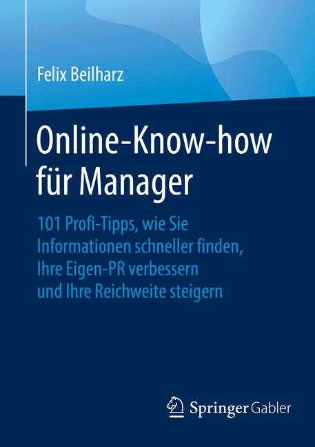 Cover of 'Online-Know-how für Manager'