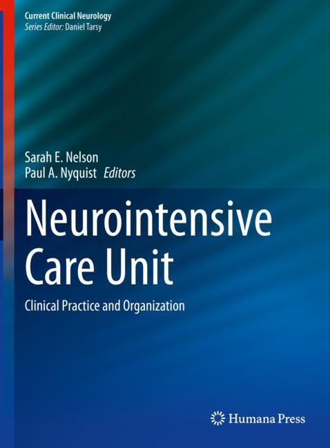 Cover of 'Neurointensive Care Unit'