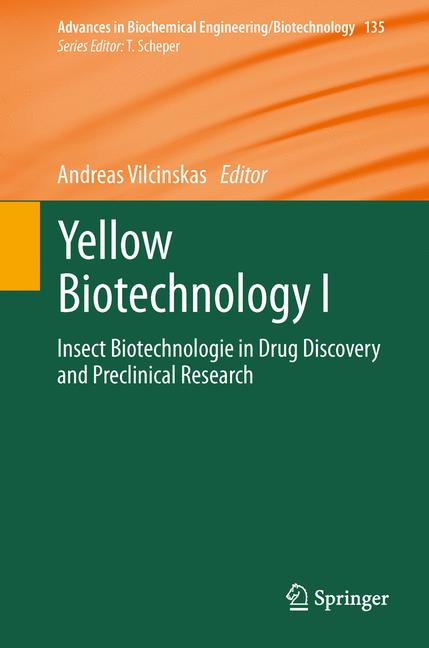 Cover of 'Yellow Biotechnology I'