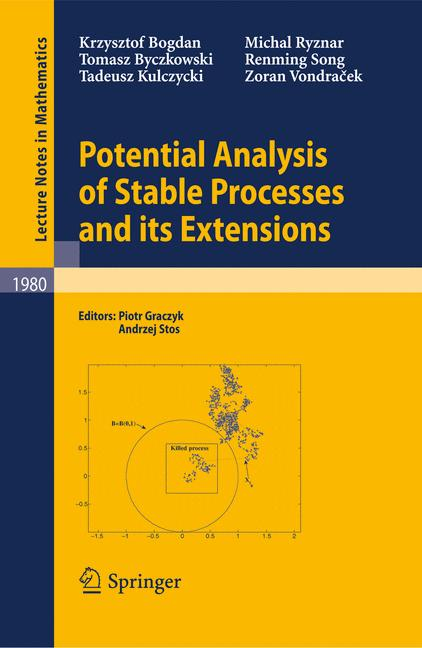 Cover of 'Potential Analysis of Stable Processes and its Extensions'