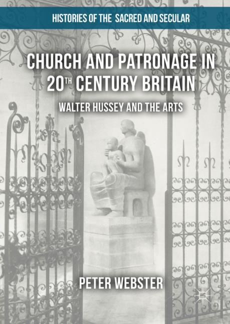 Cover of 'Church and Patronage in 20th Century Britain'