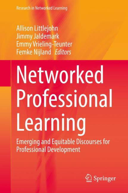 Cover of 'Networked Professional Learning'