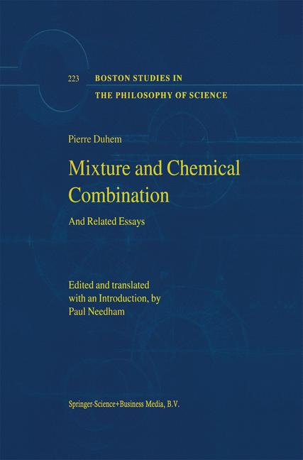 Cover of 'Mixture and Chemical Combination'