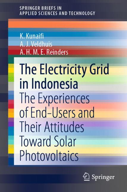 Cover of 'The Electricity Grid in Indonesia'