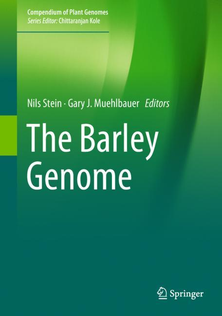 Cover of 'The Barley Genome'
