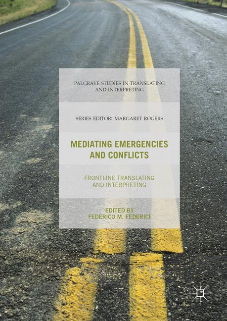 Cover of 'Mediating Emergencies and Conflicts'