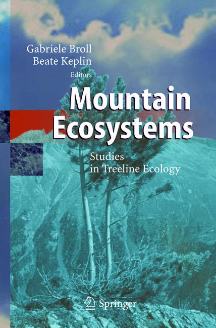 Cover of 'Mountain Ecosystems'