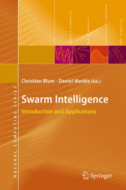 Cover of 'Swarm Intelligence'