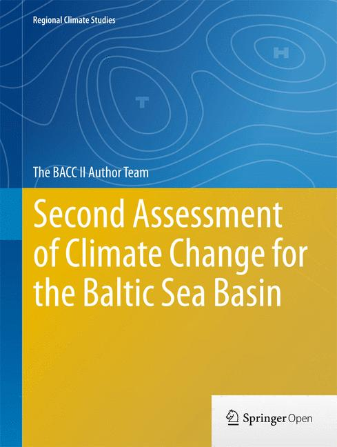 Cover of 'Second Assessment of Climate Change for the Baltic Sea Basin'