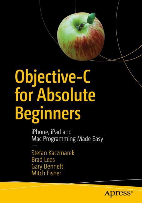 Cover of 'Objective-C for Absolute Beginners'