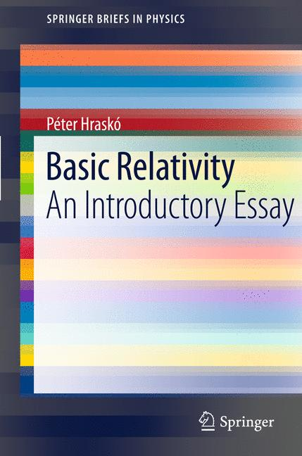 Cover of 'Basic Relativity'