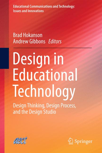 Cover of 'Design in Educational Technology'